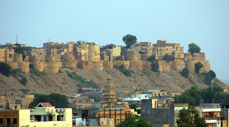 Experience Jaisalmer – The Dessert Safari